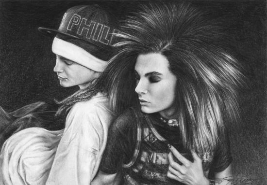 Tokio Hotel by Aniusia483